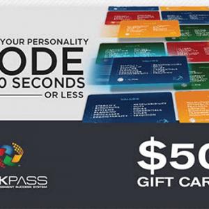 Codebreaker Giftcard